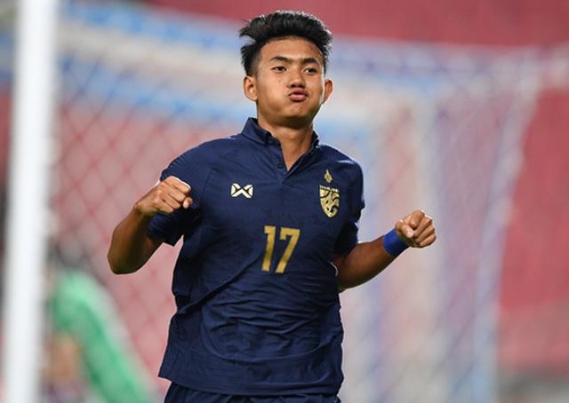 Thần đồng bóng đá Thái Lan đi vào lịch sử giải U23 châu Á - 1