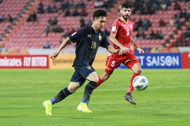 Những điểm nhấn ở chiến thắng ấn tượng của U23 Thái Lan trước Bahrain - 3