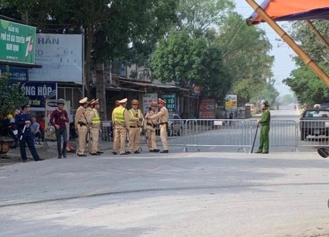Bộ Công an: 3 chiến sĩ công an hy sinh trong vụ việc tại Đồng Tâm - 2
