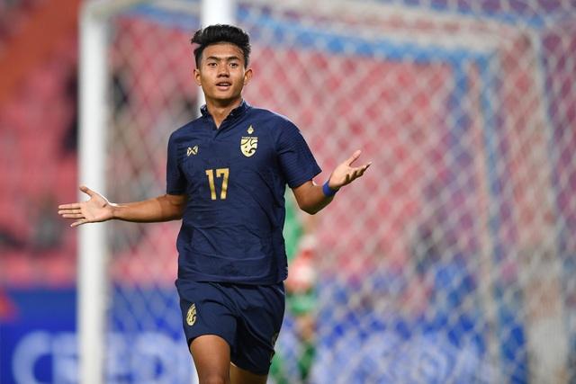 Những điểm nhấn ở chiến thắng ấn tượng của U23 Thái Lan trước Bahrain - 2