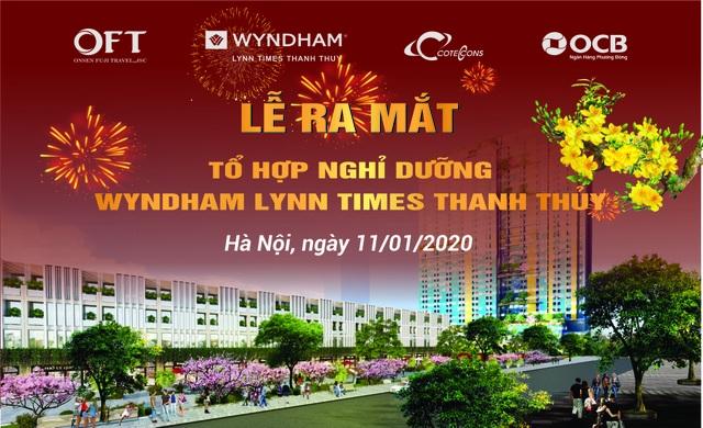 Lễ giới thiệu dự án Wyndham Lynn Times Thanh Thủy: Second home khoáng nóng 5 sao cho người dân Hà Nội - 2