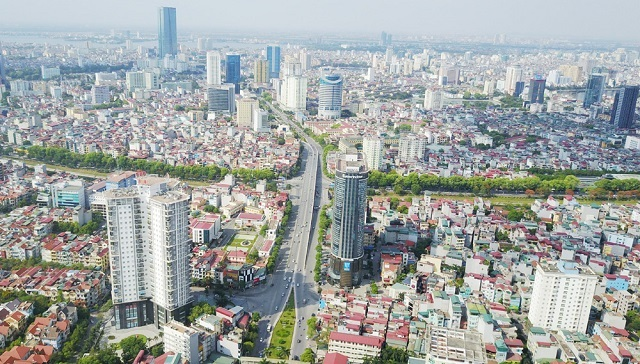 Bộ Xây dựng: Kiểm soát xây nhà cao tầng thiếu chặt chẽ gây quá tải, ùn tắc ô nhiễm - 1