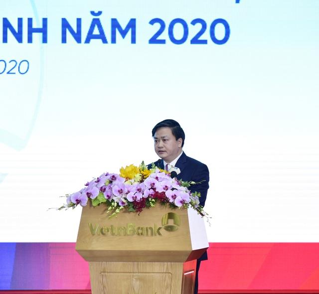 Chủ tịch VietinBank tiết lộ kế hoạch tăng vốn 2020 - 1