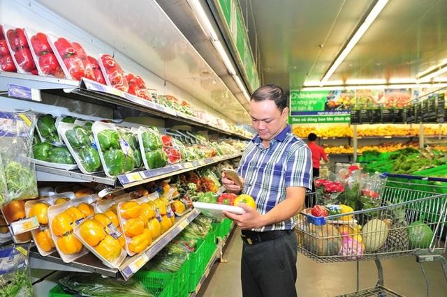 Lựa chọn điểm mua sắm thực phẩm an toàn dịp Tết - 3