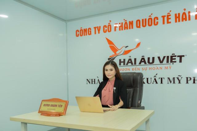 Doanh nhân Huỳnh Khánh Tiên và hành trình lập nghiệp từ con số 0 - 4