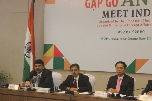 Việt Nam là trụ cột quan trọng trong Chính sách Hành động Hướng Đông của Ấn Độ - 1