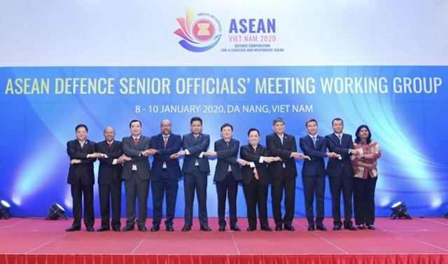 Quan chức quốc phòng cấp cao ASEAN hội nghị tại Đà Nẵng - 1