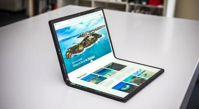 CES 2020: Dell, Lenovo, Intel đua nhau ra mắt laptop màn hình gập - 5