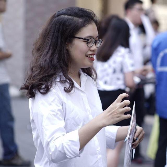 Nữ sinh chuyên Sư phạm nhận học bổng Mỹ 3,8 tỷ đồng dù không có điểm SAT - 2