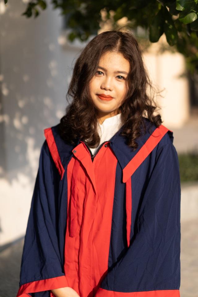 Nữ sinh chuyên Sư phạm nhận học bổng Mỹ 3,8 tỷ đồng dù không có điểm SAT - 1