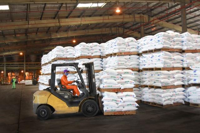 Năm 2019, PVFCCo cung ứng gần 1 triệu tấn phân bón hóa chất - 1
