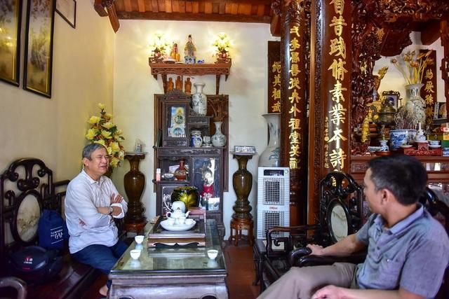 Nhà gỗ Bắc Bộ 1,5 tỷ đồng đẹp hiếm có ở Hưng Yên, ngày nào khách cũng vào ra chiêm ngưỡng - 11