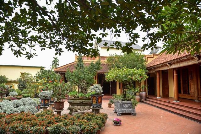 Nhà gỗ Bắc Bộ 1,5 tỷ đồng đẹp hiếm có ở Hưng Yên, ngày nào khách cũng vào ra chiêm ngưỡng - 3