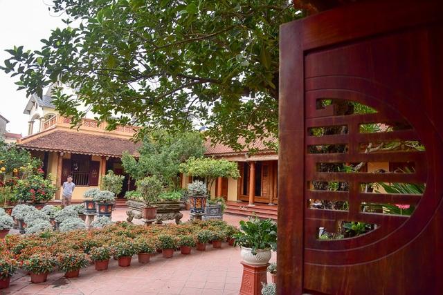 Nhà gỗ Bắc Bộ 1,5 tỷ đồng đẹp hiếm có ở Hưng Yên, ngày nào khách cũng vào ra chiêm ngưỡng - 12