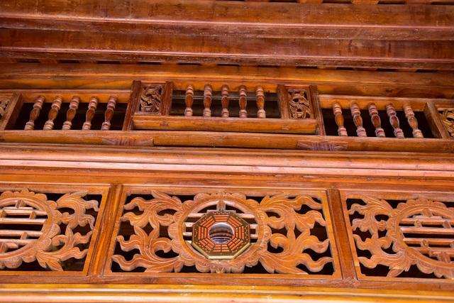 Nhà gỗ Bắc Bộ 1,5 tỷ đồng đẹp hiếm có ở Hưng Yên, ngày nào khách cũng vào ra chiêm ngưỡng - 10