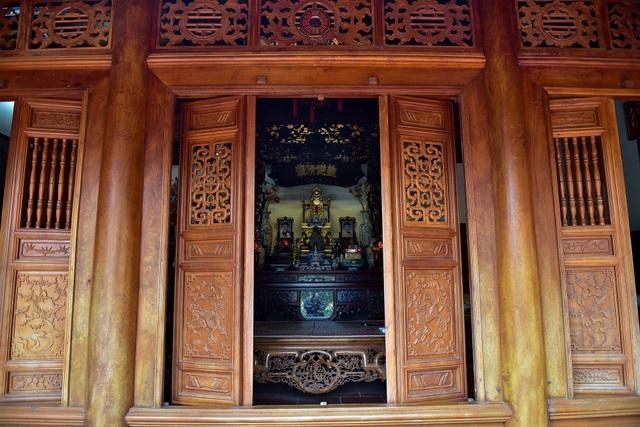 Nhà gỗ Bắc Bộ 1,5 tỷ đồng đẹp hiếm có ở Hưng Yên, ngày nào khách cũng vào ra chiêm ngưỡng - 8