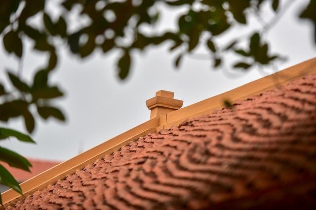Nhà gỗ Bắc Bộ 1,5 tỷ đồng đẹp hiếm có ở Hưng Yên, ngày nào khách cũng vào ra chiêm ngưỡng - 13