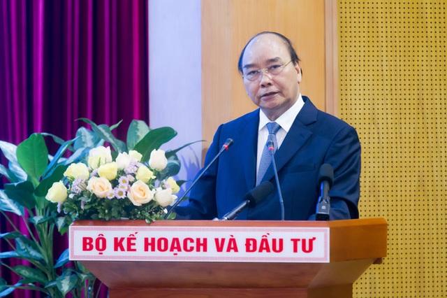 Thủ tướng gợi ý đổi tên Bộ Kế hoạch và Đầu tư sau năm 2020 - 1