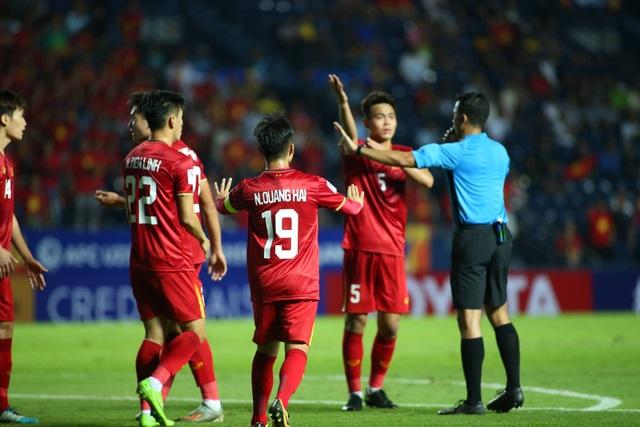 U23 Việt Nam bất phân thắng bại với U23 UAE - 7