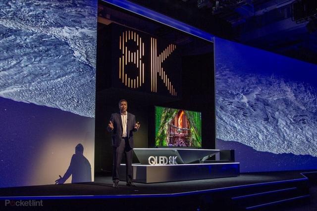 4K vẫn chưa thành chuẩn chung, tại sao các nhà sản xuất TV đã vội vàng hướng tới 8K? - 1