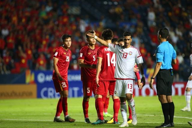 U23 Việt Nam bất phân thắng bại với U23 UAE - 8