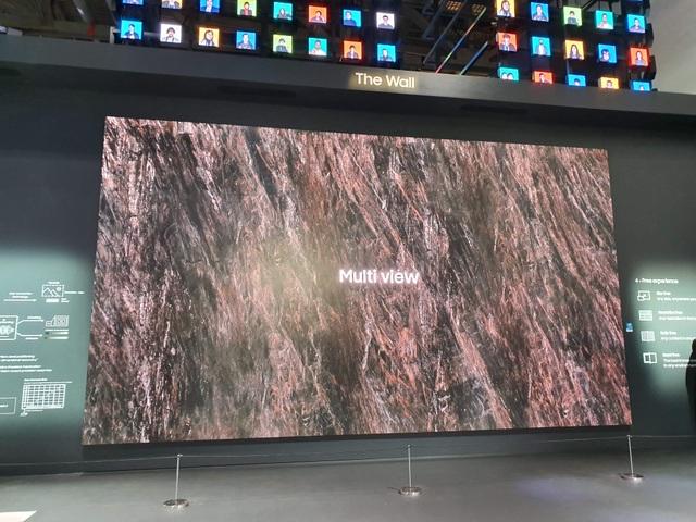Samsung trình làng loạt sản phẩm độc và lạ tại CES 2020 - 2