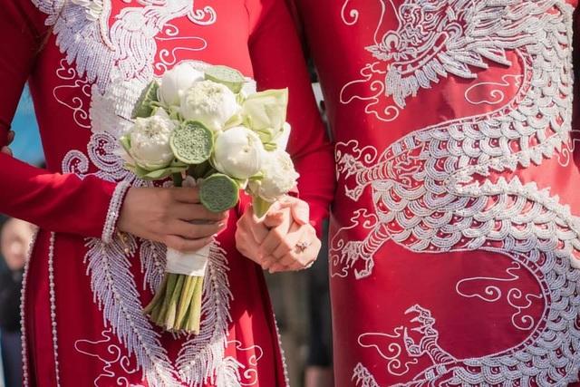 Á hậu Hoàng Oanh tiết lộ lý do bí mật chuyện đang mang bầu với chồng Tây - 6