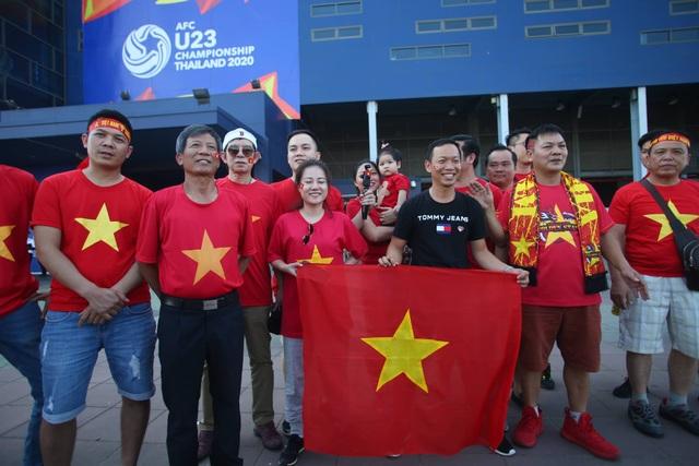 U23 Việt Nam bất phân thắng bại với U23 UAE - 41
