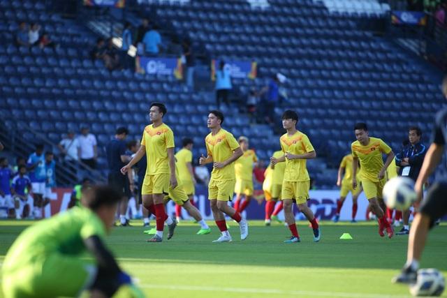 U23 Việt Nam bất phân thắng bại với U23 UAE - 32