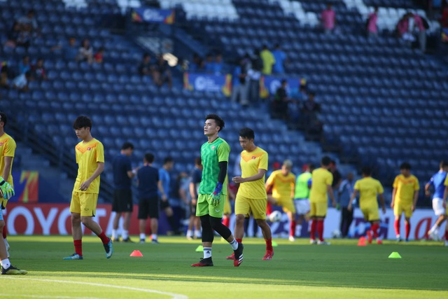 U23 Việt Nam bất phân thắng bại với U23 UAE - 33
