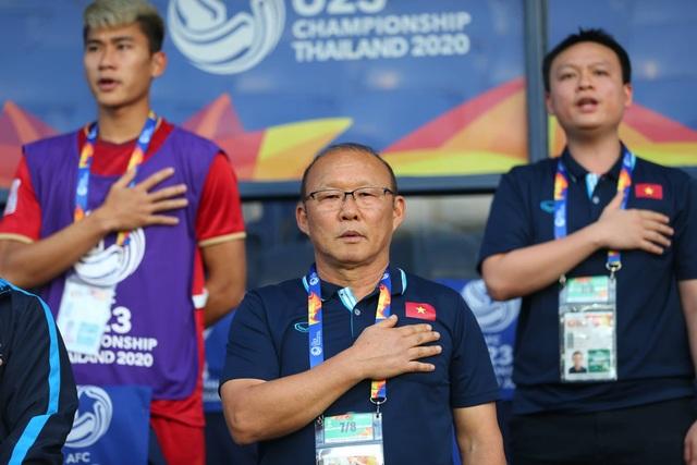 U23 Việt Nam bất phân thắng bại với U23 UAE - 24