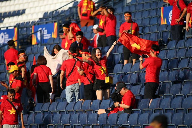 U23 Việt Nam bất phân thắng bại với U23 UAE - 36