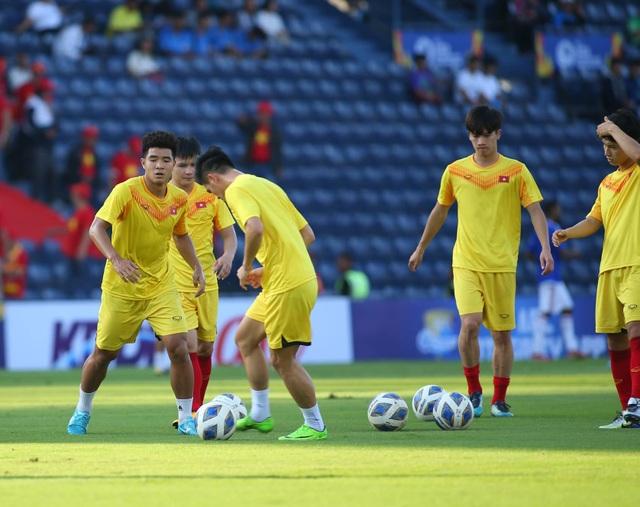 U23 Việt Nam bất phân thắng bại với U23 UAE - 29