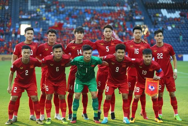 U23 Việt Nam bất phân thắng bại với U23 UAE - 23