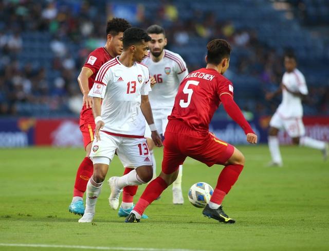 U23 Việt Nam bất phân thắng bại với U23 UAE - 17