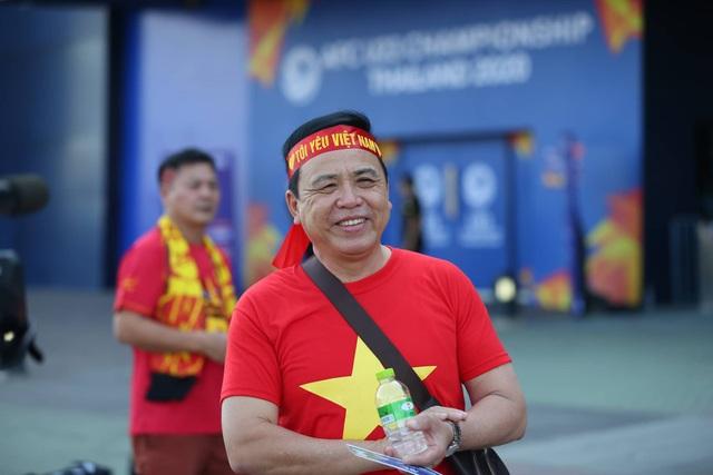 U23 Việt Nam bất phân thắng bại với U23 UAE - 44
