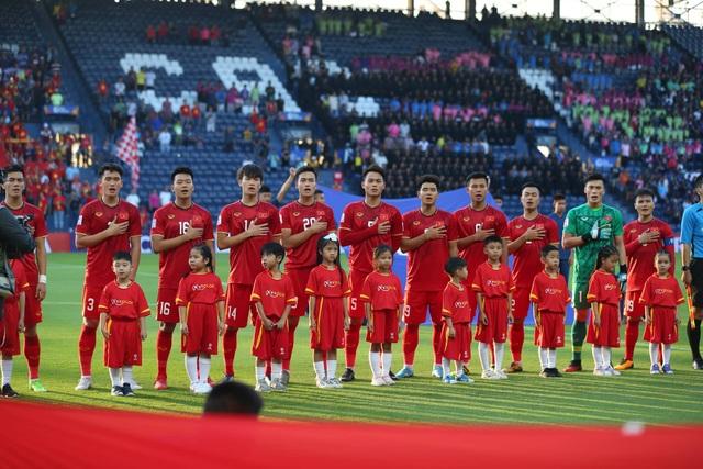 U23 Việt Nam bất phân thắng bại với U23 UAE - 22