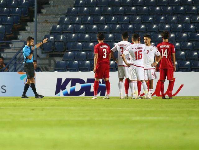 U23 Việt Nam bất phân thắng bại với U23 UAE - 11