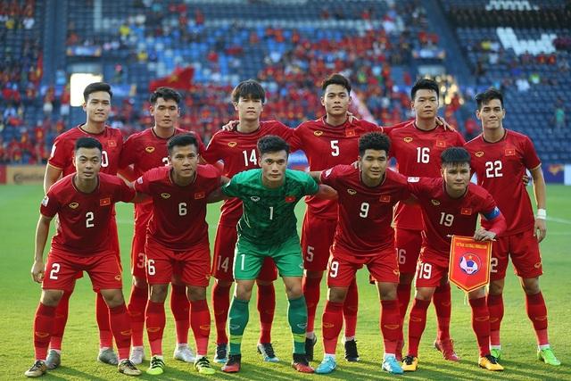 Bùi Tiến Dũng trở lại ấn tượng, ghi điểm với HLV Park Hang Seo - 1
