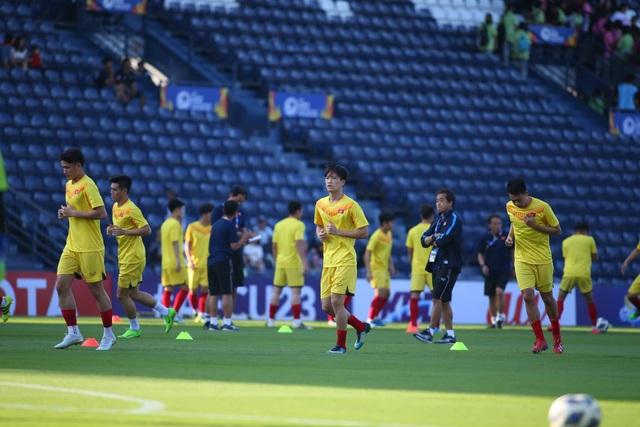 U23 Việt Nam bất phân thắng bại với U23 UAE - 31