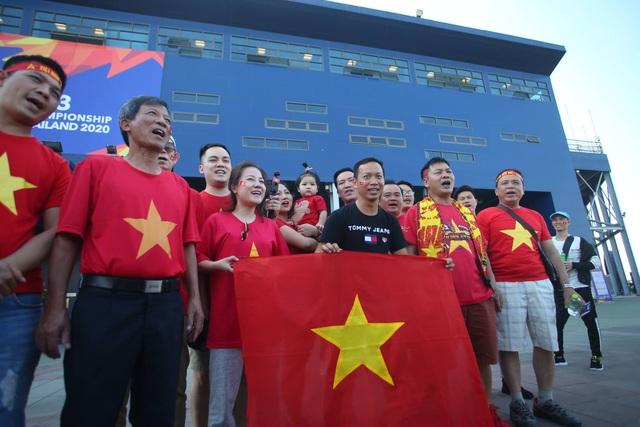U23 Việt Nam bất phân thắng bại với U23 UAE - 38