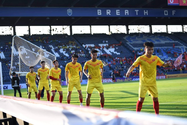 U23 Việt Nam bất phân thắng bại với U23 UAE - 27