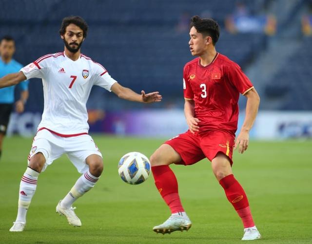 U23 Việt Nam bất phân thắng bại với U23 UAE - 21