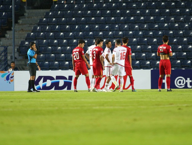 U23 Việt Nam bất phân thắng bại với U23 UAE - 12