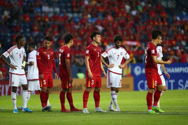 U23 Việt Nam bất phân thắng bại với U23 UAE - 16