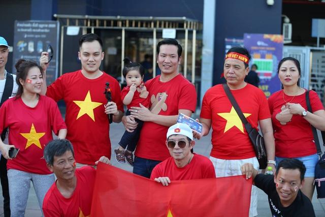 U23 Việt Nam bất phân thắng bại với U23 UAE - 40