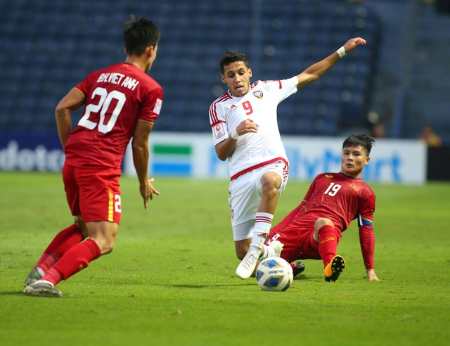 U23 Việt Nam bất phân thắng bại với U23 UAE - 14
