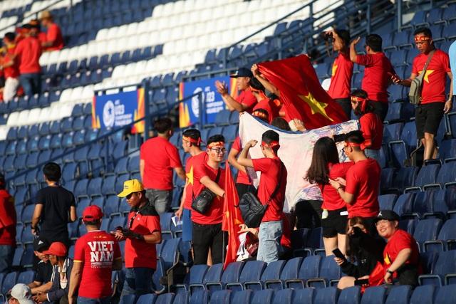 U23 Việt Nam bất phân thắng bại với U23 UAE - 35