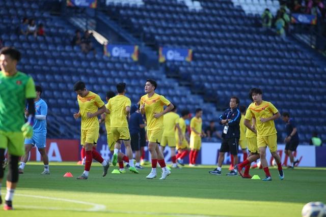 U23 Việt Nam bất phân thắng bại với U23 UAE - 34