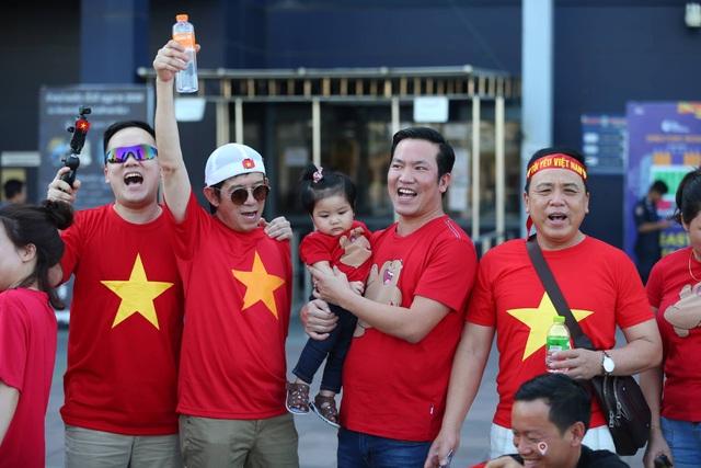 U23 Việt Nam bất phân thắng bại với U23 UAE - 39